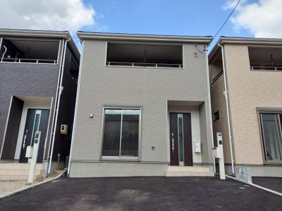 【外観】名古屋市北区如来町16【仲介料手数料無料】新築一戸建て