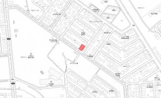 【地図】高栄西町9丁目 中古戸建