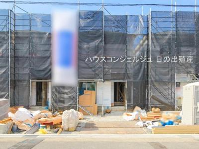 【外観】名古屋市北区如来町16【仲介手数料無料】新築一戸建て