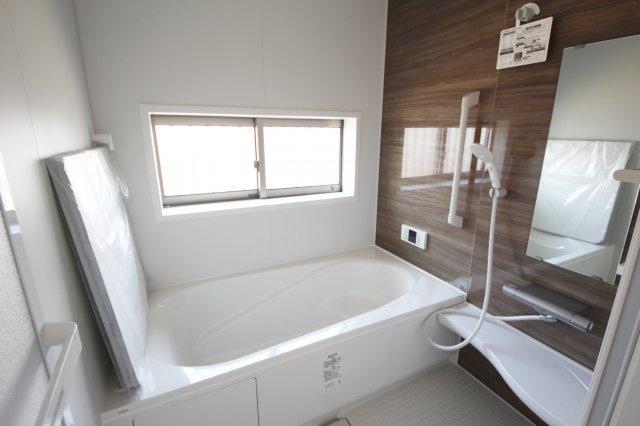 【浴室】寒川町大曲4丁目 新築一戸建て