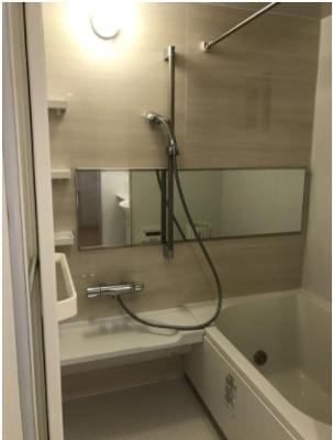 【浴室】CASA向島MT