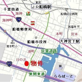 【地図】RASA
