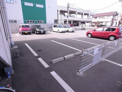 【駐車場】太田川ビル