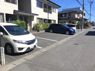 【駐車場】i・ris