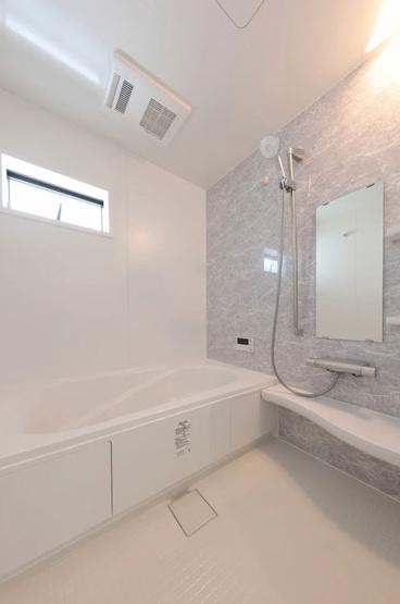【浴室】高崎市上中居町 B号棟