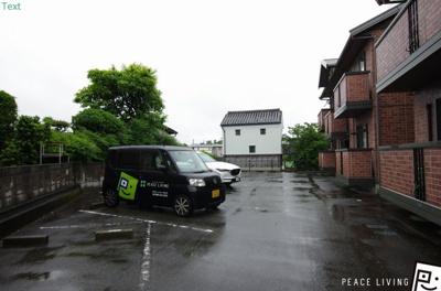 【駐車場】ウィルモア夷山B