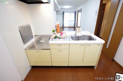 【キッチン】ウィルモア夷山B