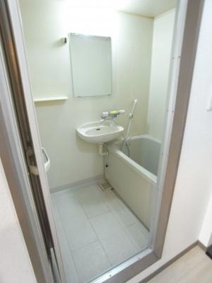 【浴室】エスポワール光