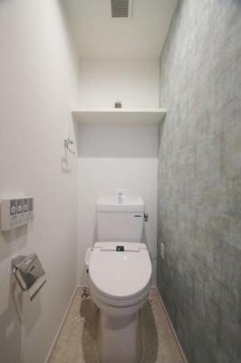 【トイレ】ラクラス博多(旧 アルティザ博多駅前Ⅱ)