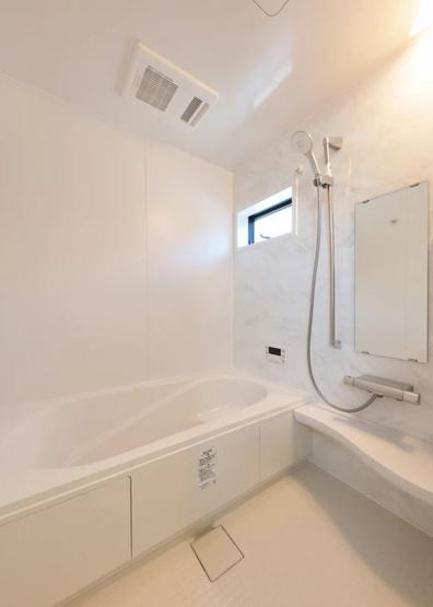 【浴室】高崎市高関町 C号棟