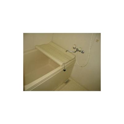 【浴室】コーポ第3みどり台