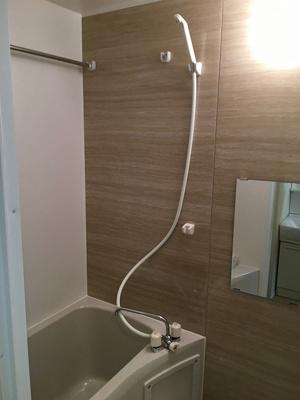 【浴室】キャメル足立皿沼C棟