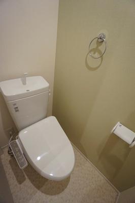 【トイレ】キャメル足立皿沼C棟