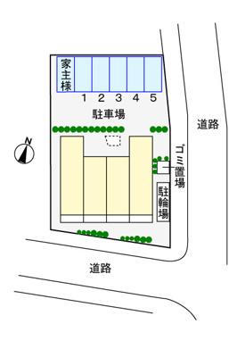 【区画図】イーリス
