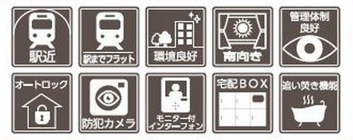 【仲介手数料0円】平塚市代官町 サーパス湘南代官町