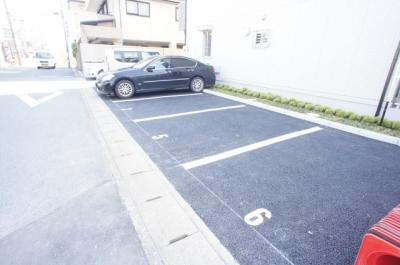 【駐車場】オリーブガーデンひばりが丘