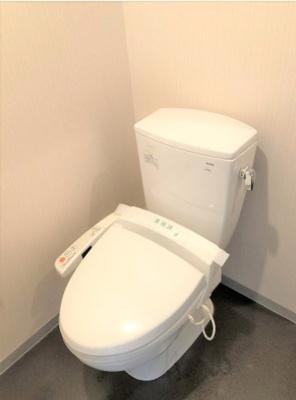 【トイレ】ガーラステーション菊川 7階 空室 2008年築 菊川駅2分