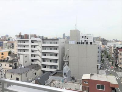 【展望】ガーラステーション菊川 7階 空室 2008年築 菊川駅2分