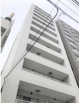 【外観】ガーラステーション菊川 7階 空室 2008年築 菊川駅2分