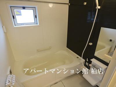 【浴室】フラッツ酒井根Ⅱ