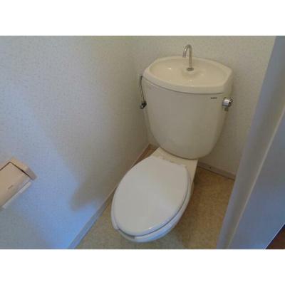 【トイレ】まるいわパレスみつわ台