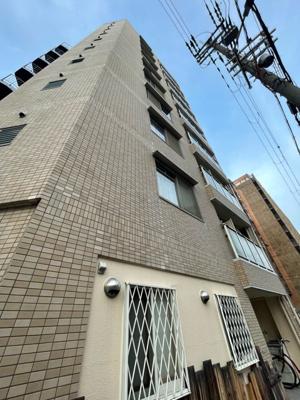 【外観】ベルグランデ新大阪