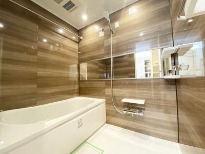 【浴室】パテラ川崎