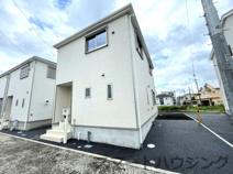 JR相模線 上溝駅 中央区田名 新築戸建て 6号棟の画像