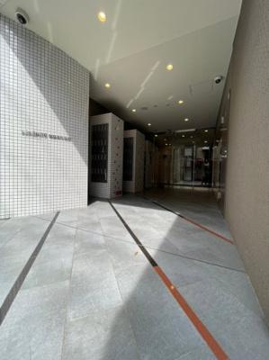 【エントランス】SERENiTE堺筋本町SUD