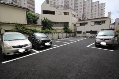 【駐車場】みのり駐車場