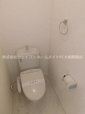 【トイレ】アムール