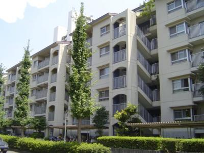 【外観】志木ニュータウン中央の森壱番街7号棟