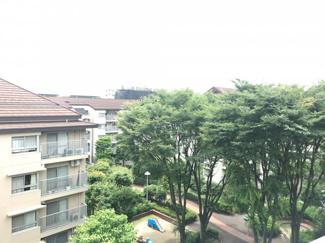 【展望】志木ニュータウン中央の森壱番街7号棟