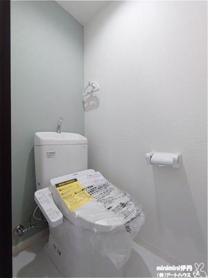 【トイレ】ラムール伊丹