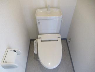 【トイレ】テナント(城西町2-2-60)