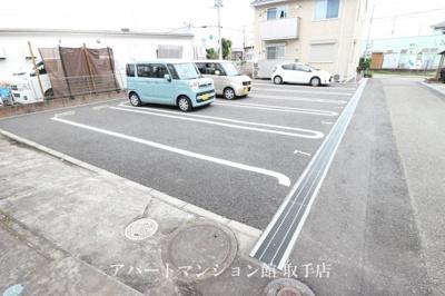 【駐車場】サン星宮