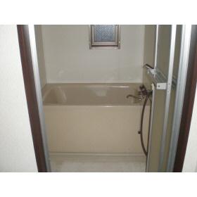 【浴室】パナハイツ境屋A棟