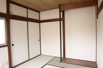 【和室】西丸山町3丁目堀込車庫付き戸建