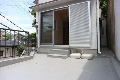 【バルコニー】西丸山町3丁目堀込車庫付き戸建