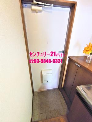 【玄関】アドラシオンMT-2F
