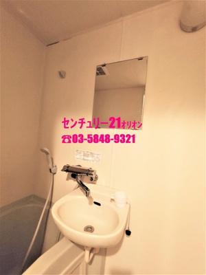 【洗面所】アドラシオンMT-2F
