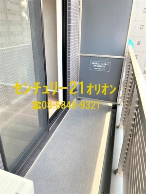 【バルコニー】イアース練馬(ネリマ)-4F
