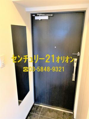【玄関】イアース練馬(ネリマ)-4F