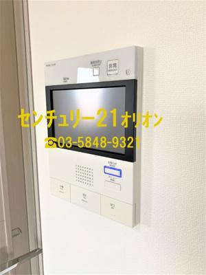 【セキュリティ】イアース練馬(ネリマ)-4F