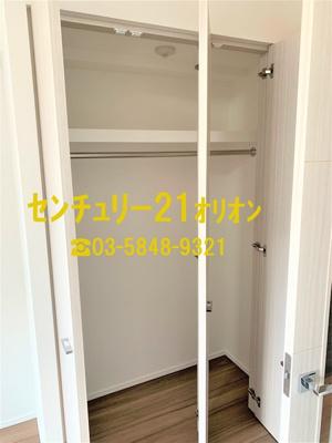 【収納】イアース練馬(ネリマ)-4F