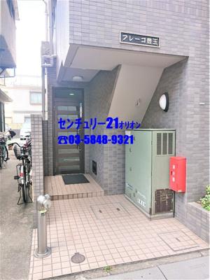 【エントランス】プレーゴ豊玉(トヨタマ)-4F