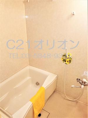 【浴室】第3中藤マンション