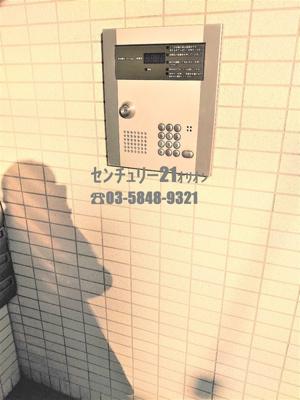 【セキュリティ】カーサ躑躅ヶ丘(ツツジガオカ)-4F