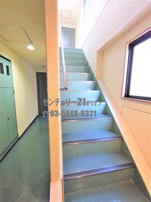 【その他共用部分】カーサ躑躅ヶ丘(ツツジガオカ)-4F