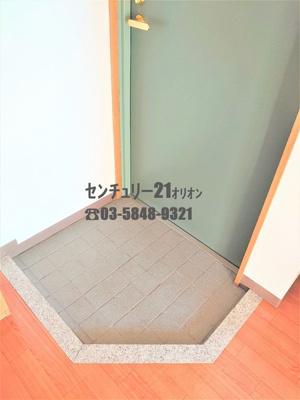 【玄関】カーサ躑躅ヶ丘(ツツジガオカ)-4F